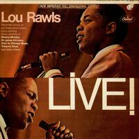 Lou Rawls - Live! (Vinyl LP - 1966 - US - Original)