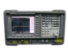 Analizadores de señales y espectros