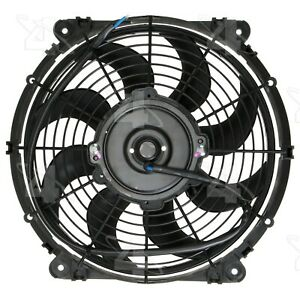 Four Seasons 36895 Auxiliary Engine Cooling Fan Assembly