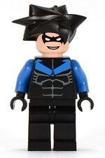 LEGO ORIGINAL RETIRED 2006 BLUE NIGHT WING Minifig Minifigure Figure 7785 Arkham