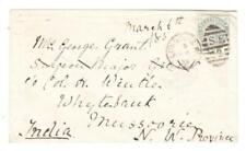 Gran Bretaña Sg #193 (Individual Frank) Londres Mr / 6/85-TO Mussooree