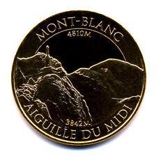 74 CHAMONIX Aiguille du Midi 3, 2016, Monnaie de Paris