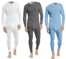 Cotton Long Sleeve Set Underwear for Men