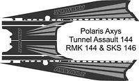 POLARIS AXYS TUNNEL decal GRAPHICS 600 RMK switchback assault  144 155 Wrap