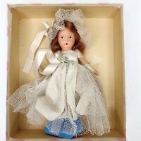 Nancy Ann Storybook Doll Bridesmaid Family Series 87 Original Box EXCELLENT!!