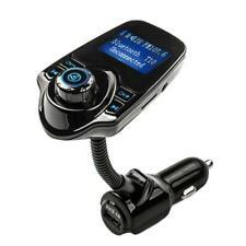 Car Kit Handsfree Bluetooth FM Transmitter MP3 Player USB LCD Modulator