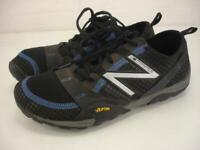 Mens 7.5 D M New Balance 10v1 MO10BK Minimus Running Shoes Black Barefoot Vibram