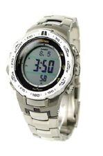 CASIO PROTREK Slime Line PRW-3100T-7JF Titanium Band Women's Watch New in Box