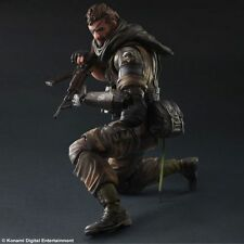 "SDCC 2015 ""Venom Snake Splitter"" Metal Gear Solid V Play Arts Kai Action Figure"