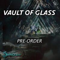 Vault Of Glass 》raid-Preorder Week One | Xbox Ps4 | Pc Vía Cross Save