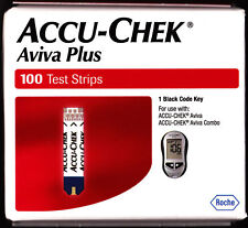 650 accu chek aviva plus test strips - (Read description for the expiration)