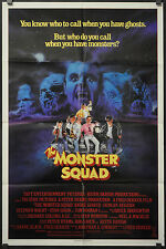 The Monster Squad 1987 Original 27X41 Póster Película Andre Gower Robby Kiger