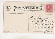 Miss Mossop Bank Terrace Lindal In Furnace Ulverston 1912 655b
