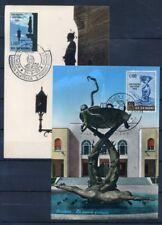 San Marino 1963 Cartolina Maximum 100% Maximum Card - FDC
