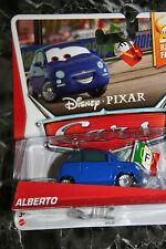 """DISNEY PIXAR CARS 2 """"ALBERTO"""" NEW IN PACKAGE, SHIP WORLDWIDE"""