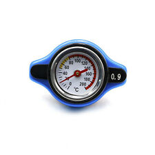 0.9 Bar Small head Thermostatic Radiator Cap Pressure Rating W/Temperature Gauge