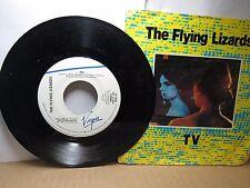Old 45 RPM Record - Virgin VA 67006 - The Flying Lizards - TV / Tube