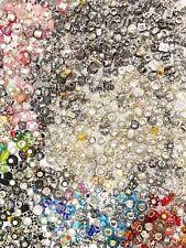 Wholesale 20 pieces Bulk Lots Mixed Dangle Charms Beads Fit European Bracelet