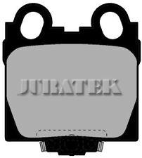 JURATEK QUALITY BRAKE PADS REAR JCP1610
