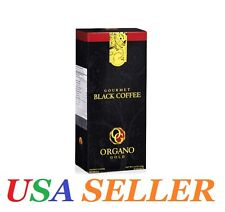 1 Box ORGANO GOLD GOURMET BLACK COFFEE with Ganoderma Lucidum