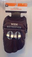 Wide Retriever Dog Cat Pet Halloween Costume Small NEW