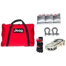 2007-2019 JEEP TRAIL RATED OFF ROAD EMERGENCY SAFETY ROAD SIDE KIT OEM MOPAR