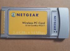 NETGEAR WG511T DESCARGAR DRIVER