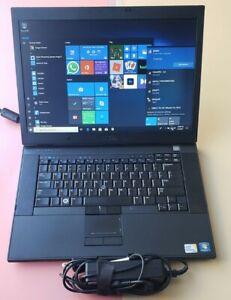 Dell Latitude E6500 Core 2 Duo 2.66GHz 3GB RAM 160GB HDD WIFI 1440x900