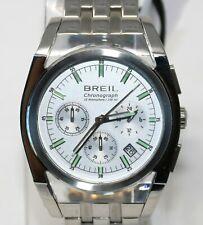 Breil Men's Atmosphere Silver Stainless Steel Japan Quartz Chrono Watch TW0970
