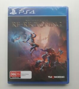 Kingdoms of Amalur: Re-Reckoning PS4 Brand New and Sealed