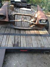 1957 57 DeSoto Left Drivers Side Headlight Bezel Head Light OEM