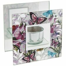 Flower Country Candle & Tea Light Holders
