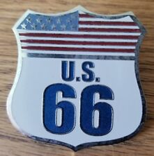 Disney Cars - Route 66 Sign Pin