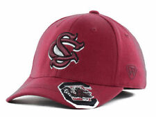 New ListingSouth Carolina Gamecocks Top of the World NCAA Maroon Flex Fit Hat  Cap One size 2a2f85afc09d