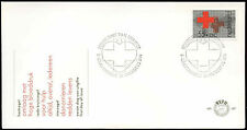 Netherlands 1978 Health Care, Red Cross FDC First Day Cover #C27627