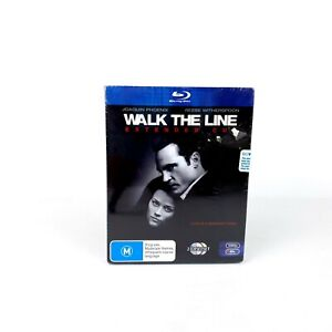 Walk The Line Extended Cut - Blu-Ray - FREE POST