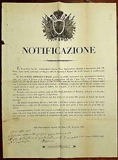 G548-GRANDUCATO DI TOSCANA, POSTA, LUCCA-PISA, STAFFETTA FINO A EMPOLI, 1847