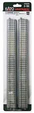 "Kato 2-181 Concrete Tie 369mm (14 1/2"") Straight Track S369PC HO scale New Japan"
