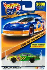 Hot Wheels Racing 2000 #97 John Deere Chad Little New On Card