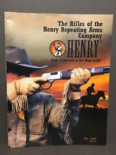 Henry Firearms & Accessories Sales  Gun Catalog 2013