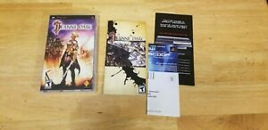JEANNE D'ARC PSP COMPLETE CIB - Pre-owned - Tested & Working - REGISTRATION CARD