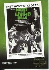 Night Of The Living Dead Gold Foil Chase Card  F1   They Won't Stay Dead!