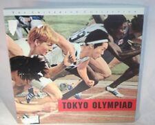 Laserdisc {P} * Tokyo Olympiad * Abebe Bikila Jack Douglas Hirohito Criterion