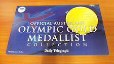 Sydney 2000 Daily Telegraph - Olympic Gold Medallist Collection - 100% Complete