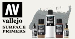 Vallejo Primer - Wählen Sie selbst aus - 60 ml - 100 ml / 10,00 €