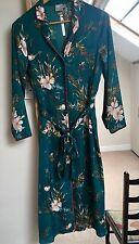 Asos Maternity Floral Midi Dress, U.K. 8
