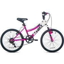 """20"""" Girls' BCA MT20 Mountain Bike 7 Speed Shimano Steel Frame Suspension Bicycle"""