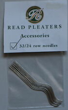 Smocking Needles for Read Smocking/Pleater Machine...  32/24 X 12 Needles
