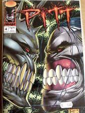PITT n°4 1993 ed. Image Comics [G.166]
