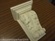SUPERCAST ORNATE CORBEL  REUSABLE LATEX MOULD & JACKET